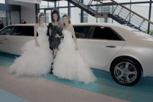 Limousine Cadillac CTS Saint-Louis