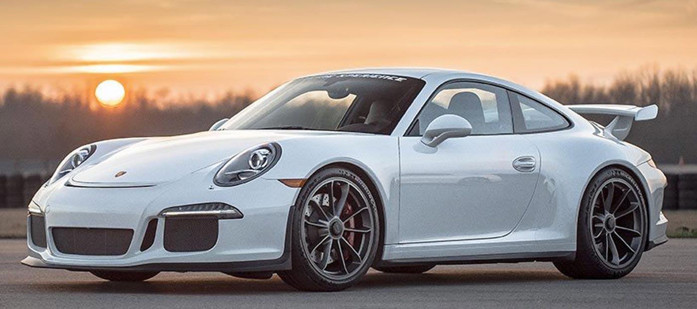 Location de voiture sportive Porsche mariage