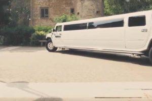 Location Hummer H2 limousine Strasbourg