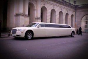 Location limousine Colmar Chrysler 300C