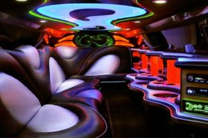 Location limousine Thionville Cadillac CTS