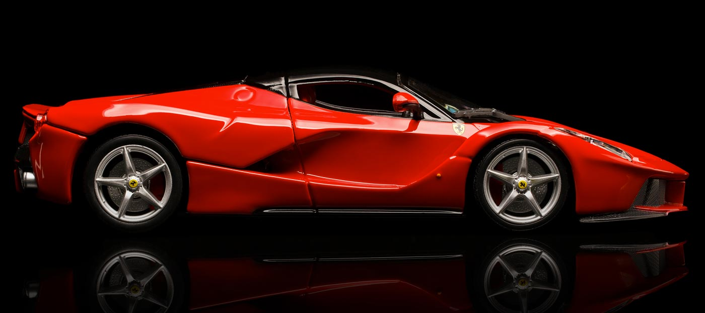 Location voiture de sport Ferrari mariage