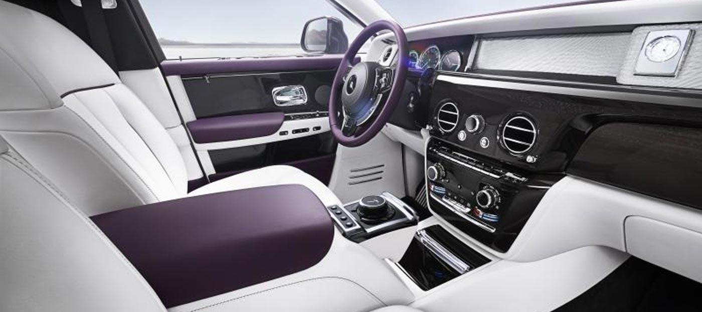 Location voiture de Luxe Rolls-Royce Phantom