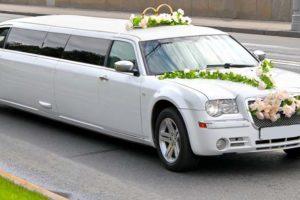 Location limousine Chrysler 300C
