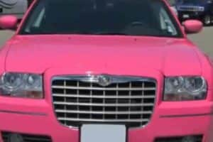 Location limousine rose 88