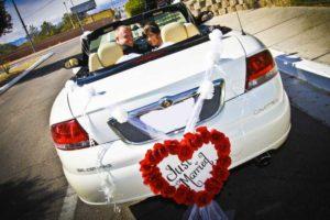 Location voiture américaine mariage Gérardmer