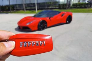 Location Ferrari 488 Spider Nice