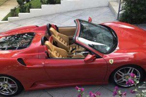 Location Ferrari Cannes