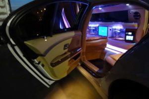 Louer BMW 740 Occitanie