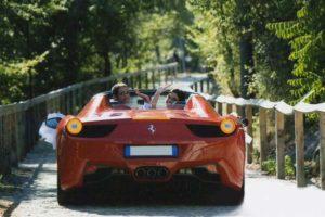 Louer Ferrari F430 Spider f1 Alpes-Maritimes